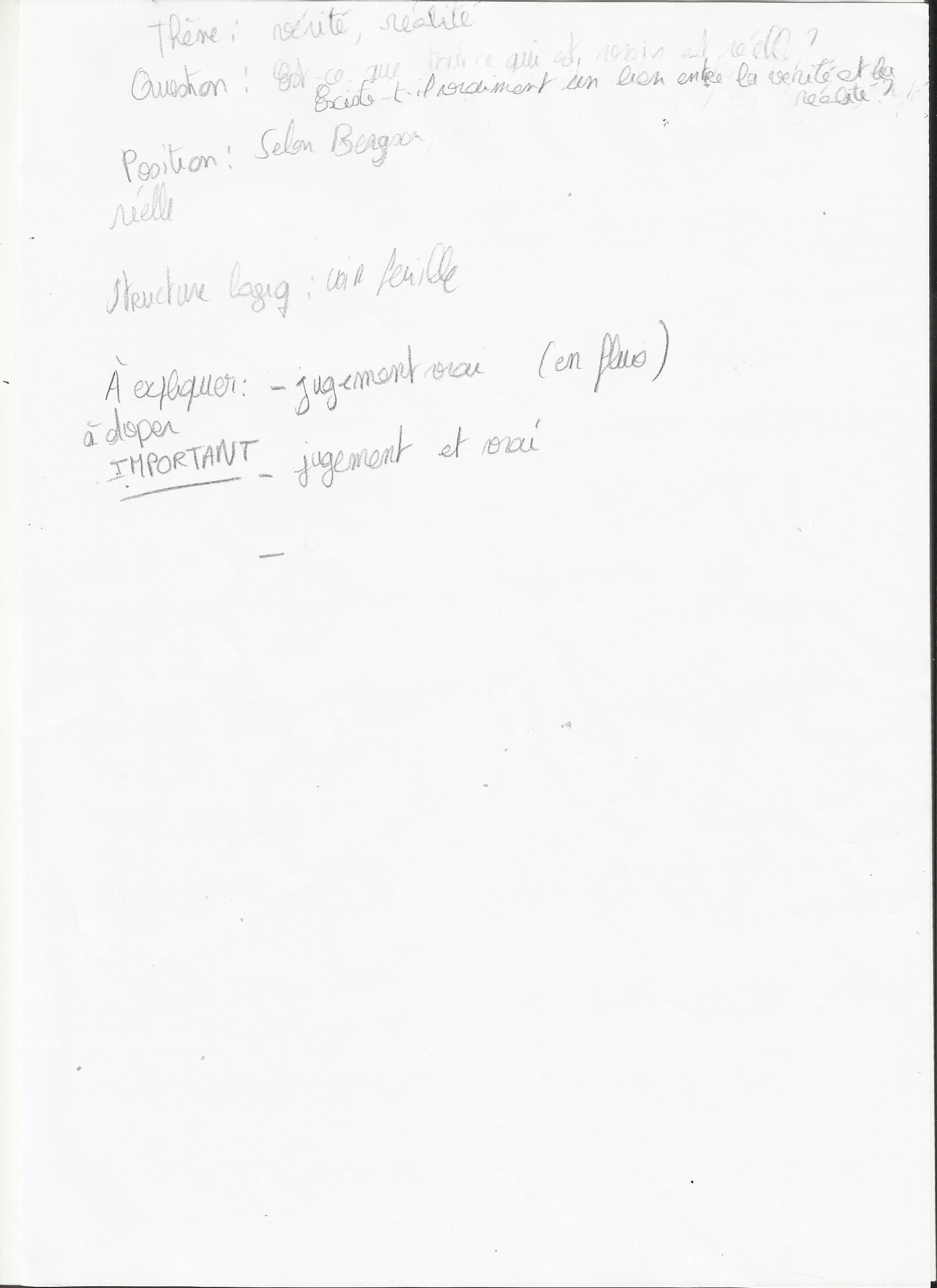 Sujet (3)
